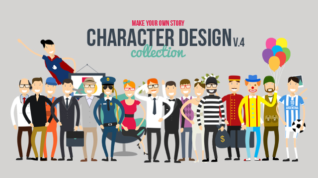 Character Design Animation Toolkit
