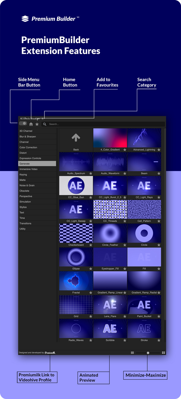 AE Effects Visualizer - 12