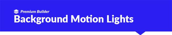 PremiumBuilder Motion Pack - 24