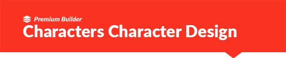 PremiumBuilder Characters - 30