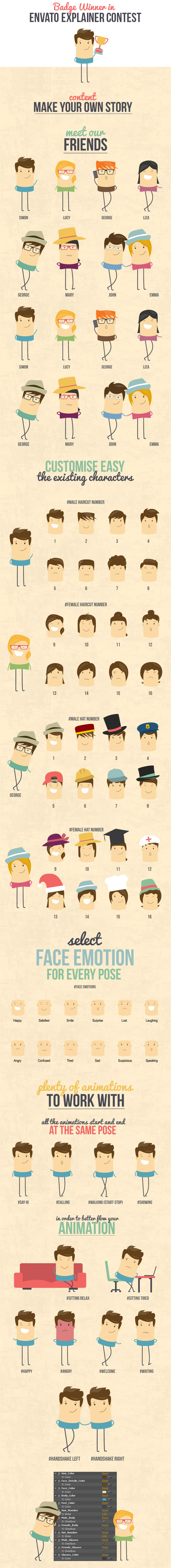 PremiumBuilder Characters - 27