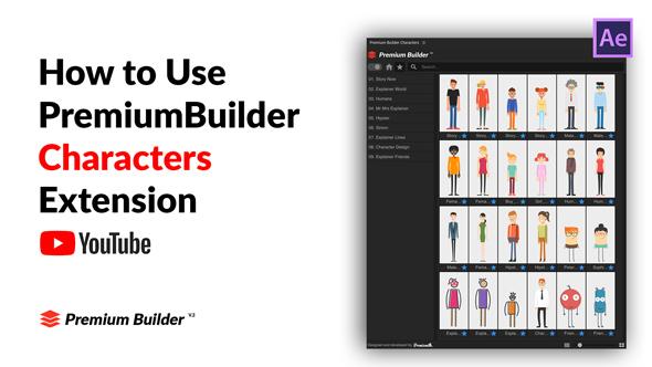 PremiumBuilder Characters - 9