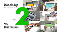 iMock-Up Real Footage Vol 4 Toolkit - 9